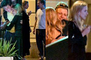Jessica Mercedes na randce z chłopakiem i... kolegą. Przytulała się raz z jednym, raz z drugim (ZDJĘCIA)