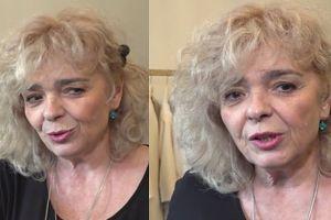 """Katarzyna Grochola promuje pierwszy kryminał: """"Zaczynamy od skaleczenia penisa trupowi"""""""