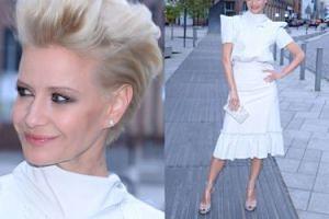 Stylowa Małgorzata Kożuchowska udowadnia, że zna się na modzie (FOTO)
