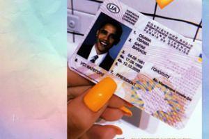 Angelika Mucha dostała ukraiński paszport