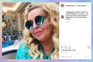 Magda Gessler zachwala swoją londyńską restaurację