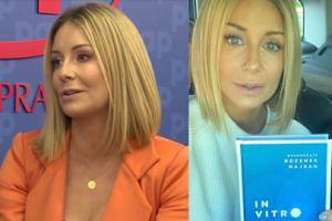 """Małgorzata Rozenek-Majdan przyznaje: """"Po zdjęciach widać, kiedy przechodzę terapię hormonalną"""""""