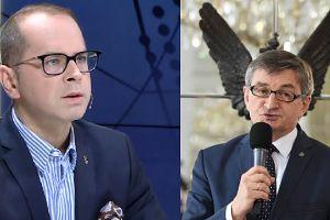"""Szczerba domaga się dymisji Kuchcińskiego! """"Przerasta go ta funkcja. Narusza powagę Sejmu"""""""