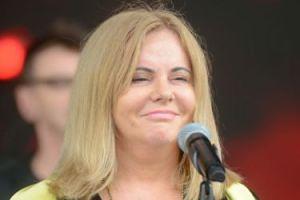 Joanna Kurowska ograniczyła botoks? W Opolu postawiła na naturalność