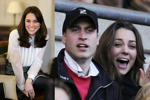Księżna Kate w przeszłości nie stroniła od mężczyzn? Zobaczcie jej byłych partnerów!