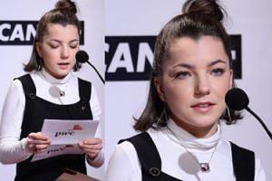 17-letnia Bronisława Zamachowska przedstawia nominacje do Orłów (ZDJĘCIA)