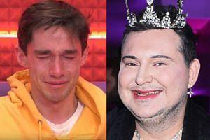 """Witkowski nabija się z byłego chłopaka płaczącego w """"Big Brotherze"""": """"To jedno z jego największych medialnych osiągnięć"""""""