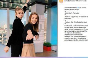 Nierozłączne siostry Bohosiewicz celebrują więź