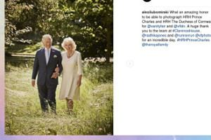 Książę Karol świętuje 70. urodziny na zdjęciach polskiego fotografa