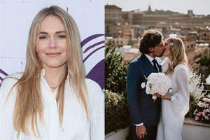 Magdalena Lamparska wyszła za mąż! (FOTO)