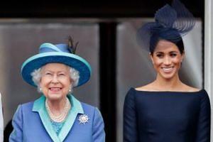 """Meghan Markle jeszcze nie wraca do """"pracy""""? """"Kopiuje to, jak na urlopie macierzyńskim zachowywała się księżna Kate"""""""
