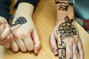 Tatuaże Z Henny Mogą Uczulać Wp Parenting