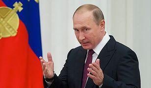 Władimir Putin na spotkaniu z liderami partii, które weszły do Dumy: niepotrzebnie rozwiązano ZSRR