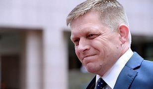 Premier Słowacji tłumaczy, dlaczego głosował za Tuskiem