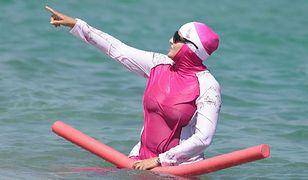 Burkini czy bikini? Strój kąpielowy znalazł się w centrum francuskiej polityki
