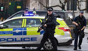 Brytyjski polityk rzucił się na pomoc rannemu policjantowi