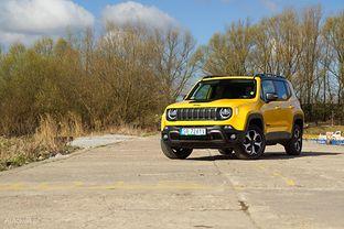 Jeep Renegade Dane Techniczne Spalanie Opinie Cena Autokult Pl