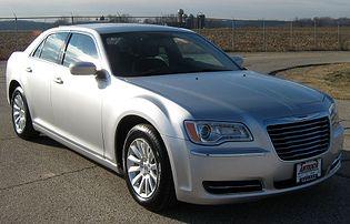 Chrysler 300C 2 generacji