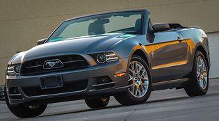Ford Mustang 5 generacji