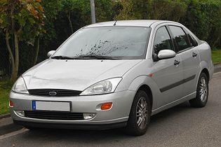Ford Focus 1 generacji