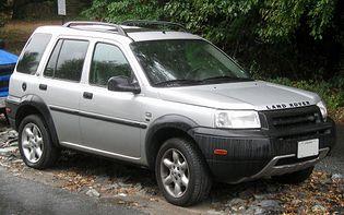 Land Rover Freelander 1 generacji