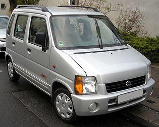 Suzuki Wagon R 1 generacji