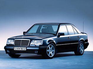 Mercedes-Benz klasy E W 124