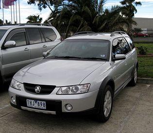 Holden Adventra