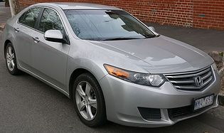 Honda Accord 8 generacji