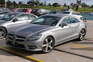 Mercedes-Benz CLS C218/X218