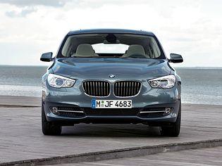 BMW Serii 5 Gran Turismo