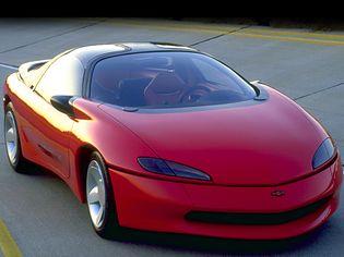 Chevrolet Camaro California Concept