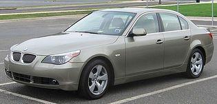 BMW Serii 5 E60/E61