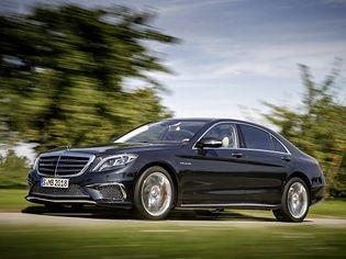 Mercedes-Benz klasy S / W 116 - W 140