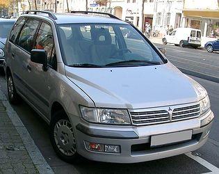Mitsubishi Space Wagon Typ N50