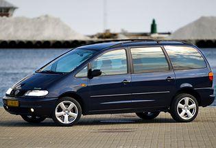 Volkswagen Sharan 1 generacji