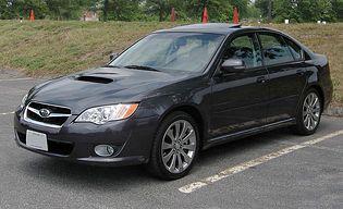 Subaru Legacy 4 generacji