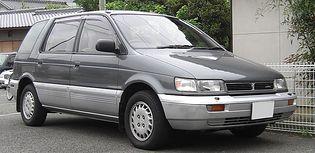 Mitsubishi Space Wagon Typ N30/N40