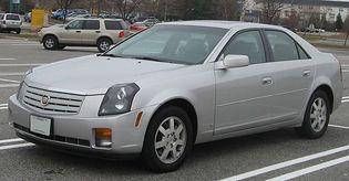 Cadillac CTS 1 generacji