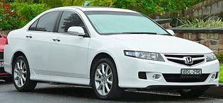 Honda Accord 7 generacji