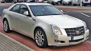 Cadillac CTS 2 generacji