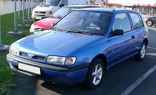 Nissan Sunny B13