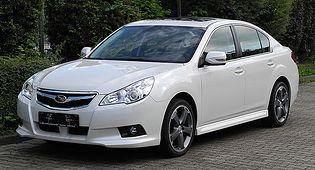 Subaru Legacy 5 generacji