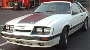 Ford Mustang 3 generacji