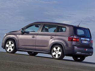 Inteligentny Chevrolet Orlando - dane techniczne, opinie, ceny | Autokult.pl RM76
