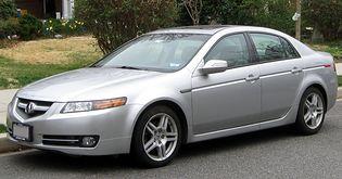 Acura TL 3 generacji