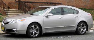 Acura TL 4 generacji