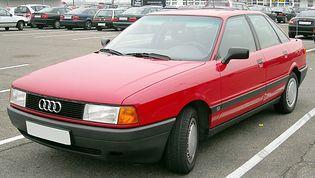 Audi 80 8A/B3