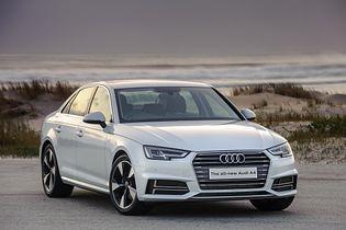 Audi A4 Dane Techniczne Opinie Ceny Autokultpl
