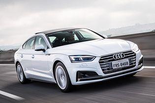 Audi A5 Dane Techniczne Opinie Ceny Autokultpl
